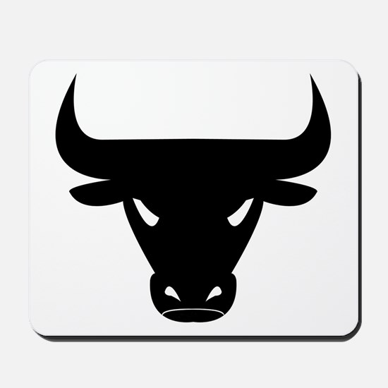 Black Bull Mousepad