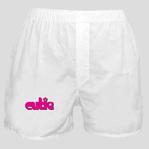 Cutie -  Boxer Shorts