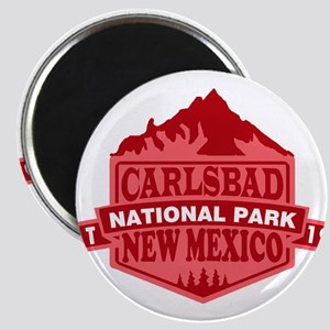 Carlsbad Caverns - New Mexico Magnets