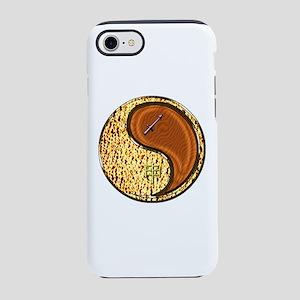 Sagittarius & Wood Monkey iPhone 8/7 Tough Case