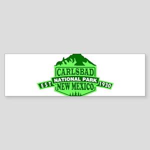 Carlsbad Caverns - New Mexico Bumper Sticker