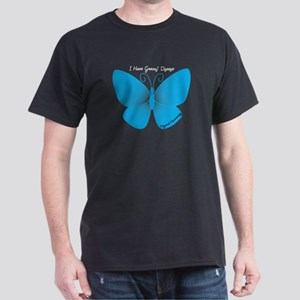 I Have Graves' Disease - Butterfly Dark T-Shirt