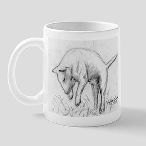 A Bull Terrier Mug