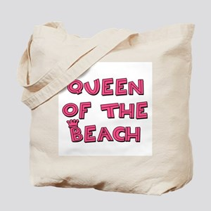 Queen of the Beach - Tote Bag