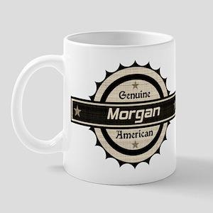 Genuine American Morgan Mug