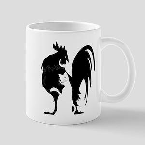 Black Cock White Pussy Mug