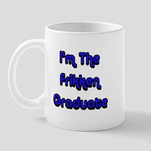 Frikken Graduate Mug