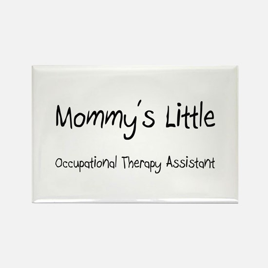 Mommy's Little Occupational Therapy Assistant Rect