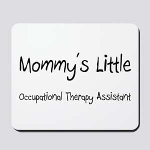Mommy's Little Occupational Therapy Assistant Mous