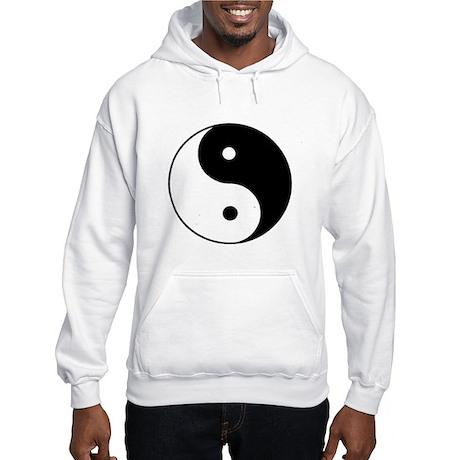 Ying Yang Hooded Sweatshirt