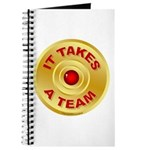 It Takes A Team - 5 Journal