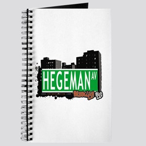 HEGEMAN AV, BROOKLYN, NYC Journal