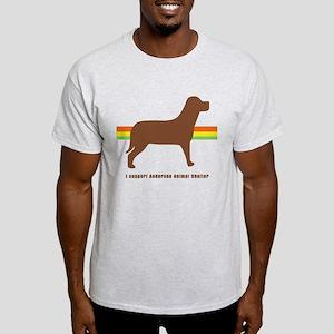Brown Dog Light T-Shirt