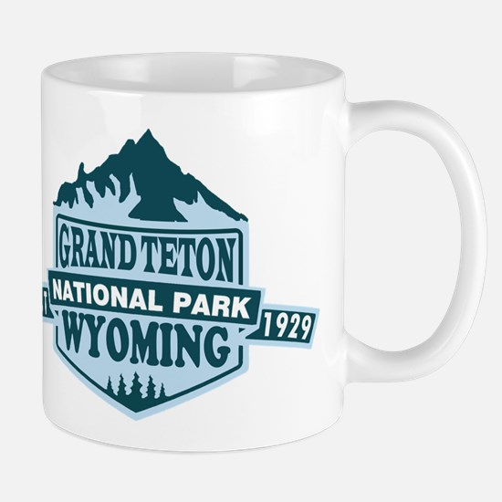 Grand Teton - Wyoming Mugs