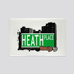 HEATH PLACE, BROOKLYN, NYC Rectangle Magnet