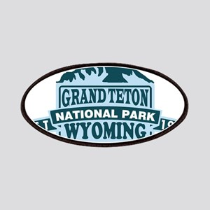 Grand Teton - Wyoming Patch