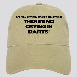There's No Crying in Darts Cap