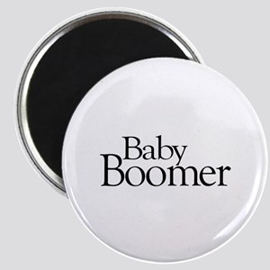 Baby Boomer Magnet