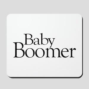 Baby Boomer Mousepad