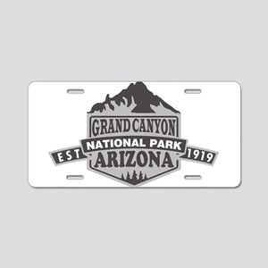 Grand Canyon - Arizona Aluminum License Plate