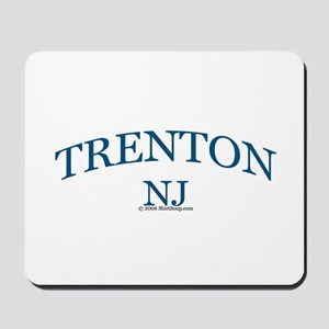 Trenton, NJ Mousepad