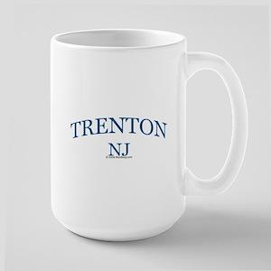 Trenton, NJ Large Mug