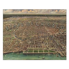 Poster: State of Chicago