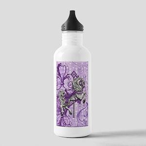 Harvest Moons Victorian Carousel Water Bottle