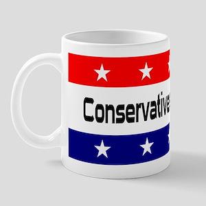 Conservatives Love The USA Mug