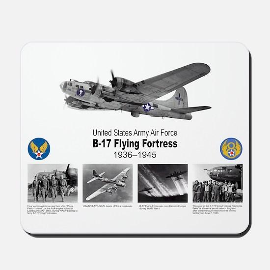 B-17 Commemorative Mousepad