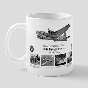 B-17 Commemorative Mug