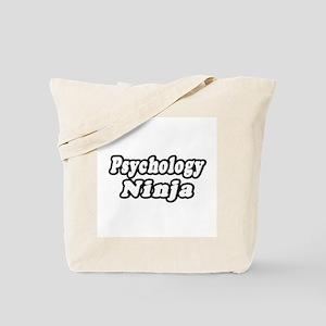 """Psychology Ninja"" Tote Bag"