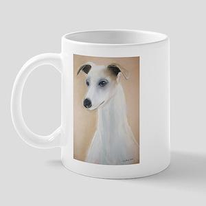 """Lilyth"" a Whippet Mug"
