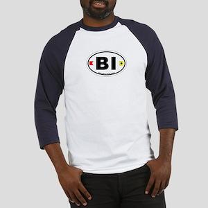 Block Island Oval Baseball Jersey