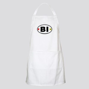 Block Island Oval BBQ Apron