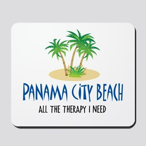 Panama City Beach Therapy - Mousepad