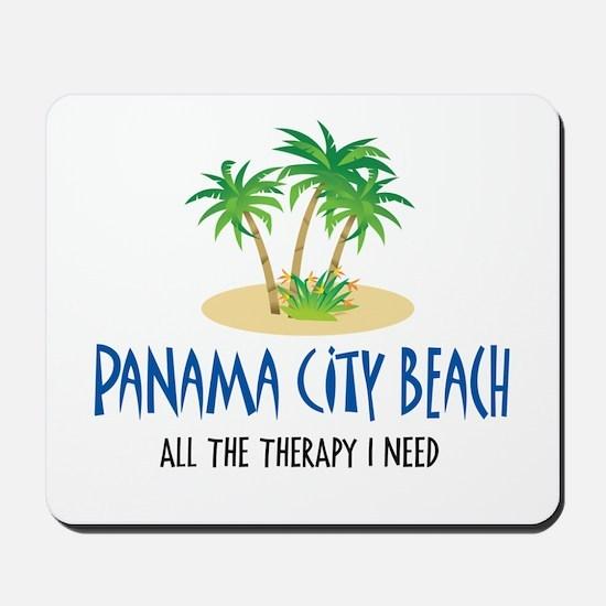 Panama City Beach Therapy - Mousepad