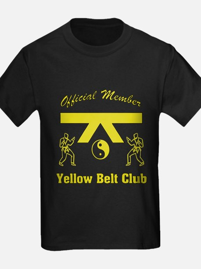 Yellow Belt Club T