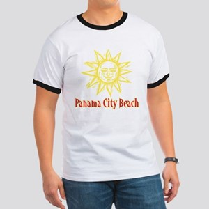 Panama City Beach Sun - Ringer T