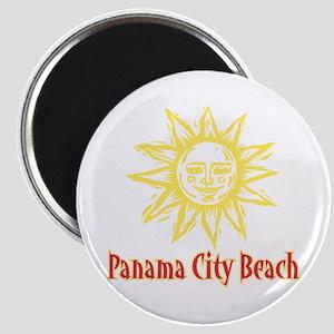 Panama City Beach Sun - Magnet