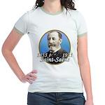 Camille Saint-Saens Jr. Ringer T-Shirt