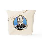 Camille Saint-Saens Tote Bag