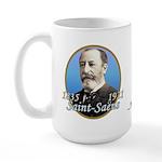 Camille Saint-Saens Large Mug