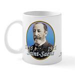 Camille Saint-Saens Mug