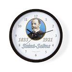 Camille Saint-Saens Wall Clock
