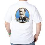 Camille Saint-Saens Golf Shirt