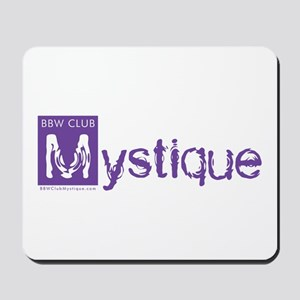 BBW Club Mystique - Mousepad