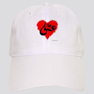 Eshgh and Love in a heart Cap
