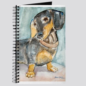 """Total Tude"" a Dachshund Journal"