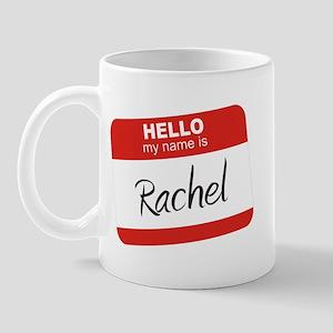 rachel name tag gifts cafepress